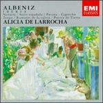 Alicia de Larrocha Plays Albeniz