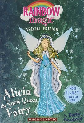 Alicia the Snow Queen Fairy - Meadows, Daisy