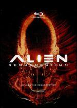 Alien: Resurrection - With Movie Certificate [Blu-ray]