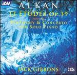 Alkan: 12 Études, Op. 39
