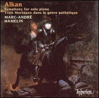 Alkan: Symphony for Solo Piano - Marc-André Hamelin (piano)