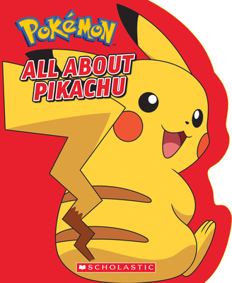 All about Pikachu - Whitehill, Simcha
