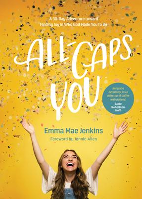 All-Caps YOU - Jenkins, Emma Mae
