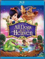 All Dogs Go to Heaven [French] [Blu-ray]
