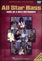 All Star Bass Series: Bass as a Solo Instrument