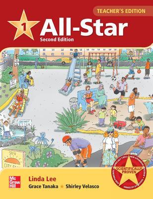 All Star Level 1 Teacher's Edition - Lee, Linda, and Tanaka, Grace, and Velasco, Shirley