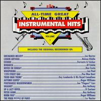 All-Time Great Instrumental Hits, Vol. 1 - Various Artists