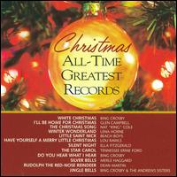 All-Time Greatest Christmas Records - Various Artists