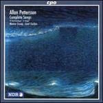 Allan Pettersson: Complete Songs