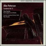 Allan Pettersson: Symphony No. 15; Peter Ruzicka: Das Gesegnete, das Verfluchte