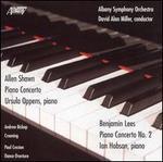 Allen Shawn: Piano Concerto; Benjamin Lees: Piano Concerto No. 2