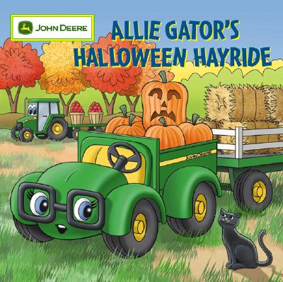 Allie Gator's Halloween Ride - Alexander, Heather, and Williams, Ted (Illustrator)