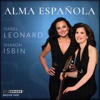 Alma Española - Isabel Leonard (vocals); Sharon Isbin (guitar)