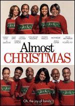 Almost Christmas - David E. Talbert