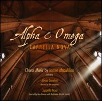 Alpha & Omega - Madeleine Mitchell (violin); Cappella Nova (choir, chorus)