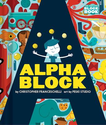 Alphablock - Franceschelli, Christopher