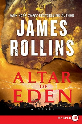 Altar of Eden - Rollins, James