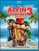 Alvin and the Chipmunks: Chipwrecked [Blu-ray/DVD] [2 Discs]