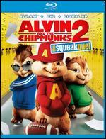 Alvin and the Chipmunks: The Squeakquel - With Movie Money [Blu-ray/DVD] [2 Discs]