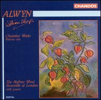 Alwyn: Chamber Works, Vol. 1 - Caroline Dearnley (cello); Haffner Wind Ensemble of London; Ian Jones (harp); Joy Farrall (clarinet); Julius Drake (piano);...