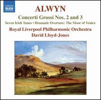 Alwyn: Concerti Grossi Nos. 2 & 3 - Royal Liverpool Philharmonic Orchestra; David Lloyd-Jones (conductor)
