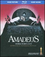 Amadeus: Director's Cut [With CD] [Blu-ray]