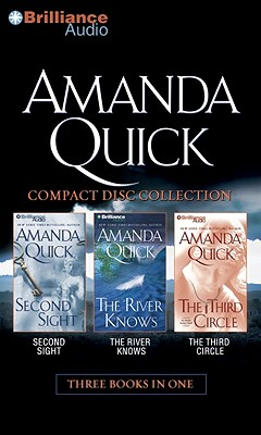 Amanda Quick Collection: Second Sight/The River Knows/The Third Circle - Quick, Amanda, and Kellgren, Katherine (Read by), and Flosnik, Anne T (Read by)