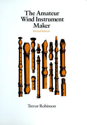 Amateur Wind Instrument-Rev - Robinson, Trevor
