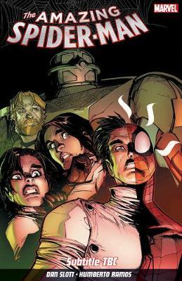 Amazing Spider-man Vol.4: Graveyard Shift - Ramos, Humberto (Artist), and Slott, Dan