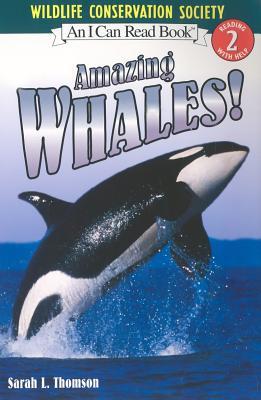 Amazing Whales! - Thomson, Sarah L
