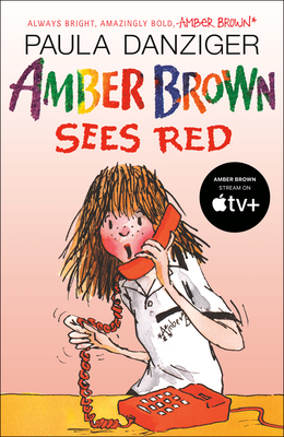 Amber Brown Sees Red - Danziger, Paula