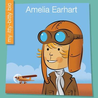 Amelia Earhart - Haldy, Emma E