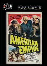 American Empire - William McGann