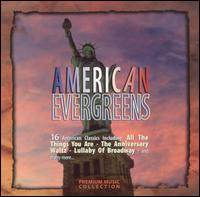 American Evergreens - Various Artists