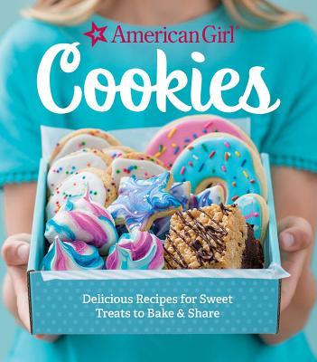 American Girl Cookies - American Girl