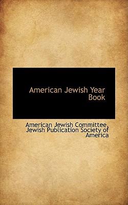American Jewish Year Book - Committee, American Jewish