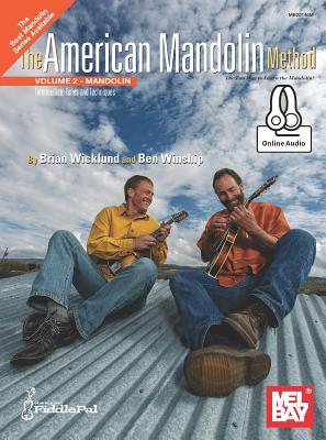 American Mandolin Method Volume 2 - Brian Wicklund