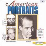 American Portraits: Samuel Barber; Aaron Copland; Heitor Villa-Lobos