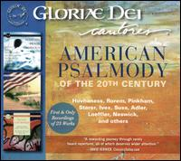 American Psalmody of the 20th Century - Amanda Dawn Ortolani (soprano); Benedict Young (trombone); Br. Francis Hempel (vocals); Christine Helfrich (soprano);...
