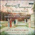 American Romantics: The Boston Scene