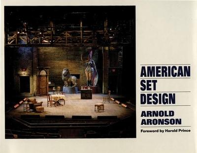 American Set Design - Aronson, Arnold