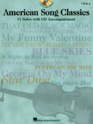 American Song Classics - Hal Leonard Publishing Corporation (Creator)