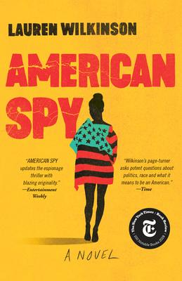 American Spy - Wilkinson, Lauren
