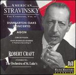 American Stravinsky, The Composer, Vol. 4