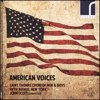 American Voices - Anna Reinersman (harp); Frederick Teardo (organ); Maya Gunji (percussion); Meg Bragle (mezzo-soprano);...