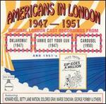 Americans in London: 1947-1951