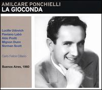 Amilcare Ponchielli: La Gioconda - Aldo Protti (vocals); Antonietta Stella (vocals); Flaviano Labò (vocals); Giuseppe Taddei (vocals);...