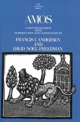 Amos - Andersen, Francis I, Mr., and Freedman, David Noel