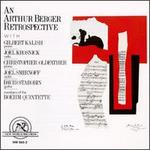 An Arthur Berger Retrospective