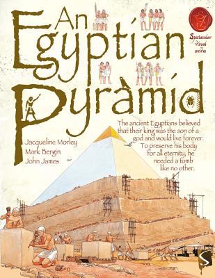 An Egyptian Pyramid - Morley, Jacqueline
